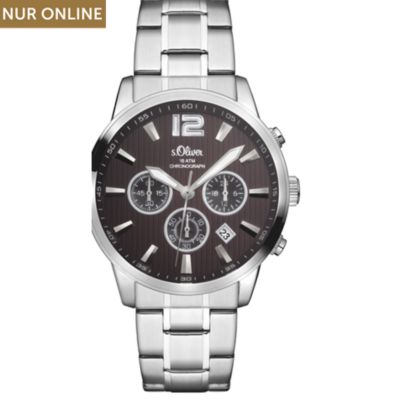 s.Oliver Herrenuhr SO-3173-MC