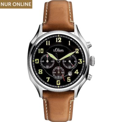 s.Oliver Herrenchronograph SO-3180-LC