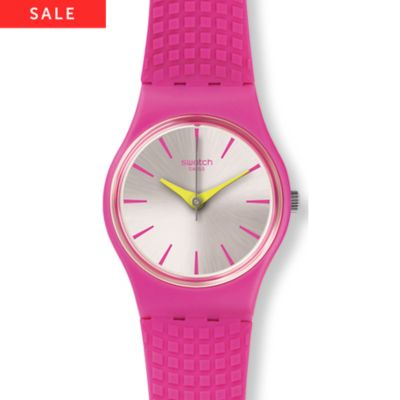 Swatch Damenuhr Fioccorosa LP143