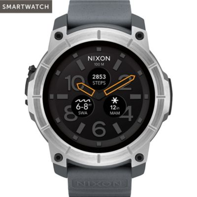 Nixon Herrenuhr Mission A1167-2101-00