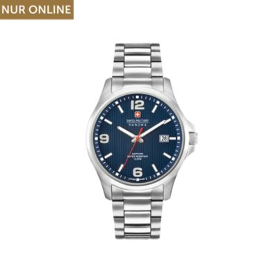 Swiss Military Hanowa Herrenuhr Observer 06-5277.04.003