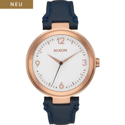 Nixon Unisexuhr Chameleon Leather A992 2359-00