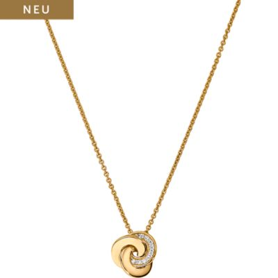 JETTE Gold Collier
