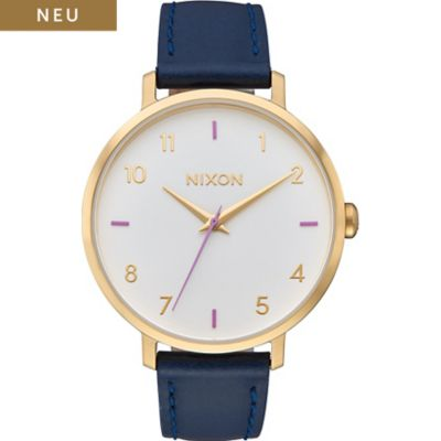 Nixon Damenuhr Arrow Leather A1091 151-00