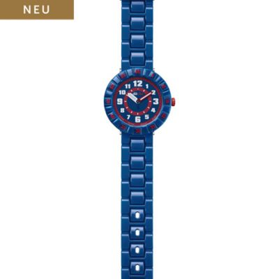 Flik Flak Kinderuhr Seriously Navy FCSP040