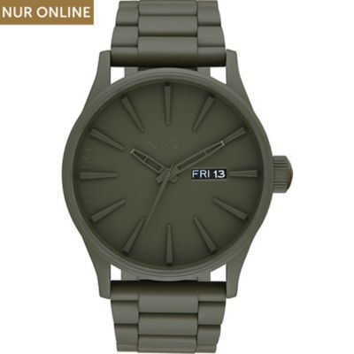 Nixon Herrenuhr Sentry SS Surplus Cerakote A356-2338-00