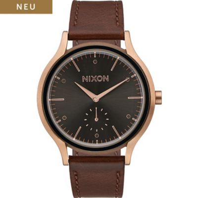 Nixon Damenuhr Sala Leather Rose Gold A995-2362-00