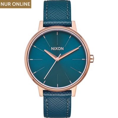 Nixon Damenuhr Kensington Leather A108 2480-00