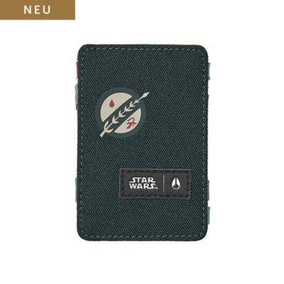 Nixon Portmonee Atlas Magic Wallet SW Boba Fett C2703SW-2248-00