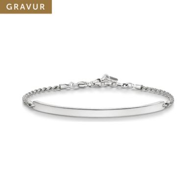THOMAS SABO Armband Love Bridge LBA0008-637-12-L18v Bridge_4