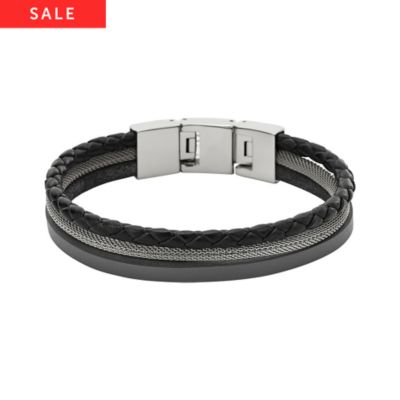 Fossil Herrenarmband Vintage Casual JF02065040