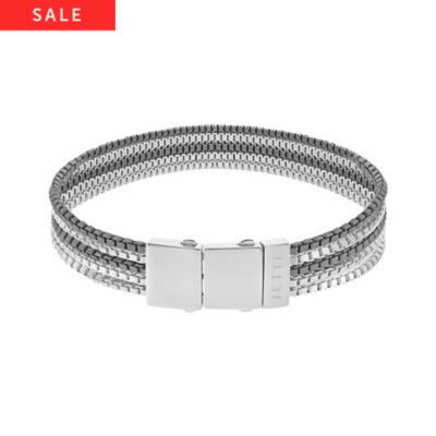JETTE Silver Armband River 86882647
