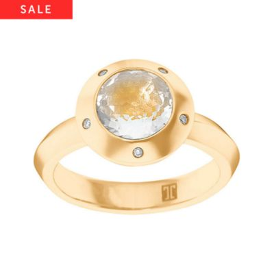 JETTE Gold MAGIC Damenring 60015503