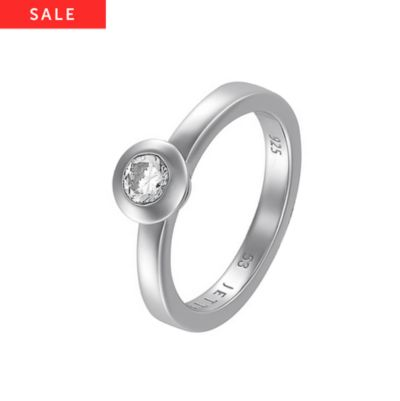 JETTE Silver MAGIC GLAM Ring