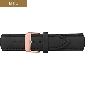 Paul Hewitt Uhrenarmband Leder PH-M1-R-2S