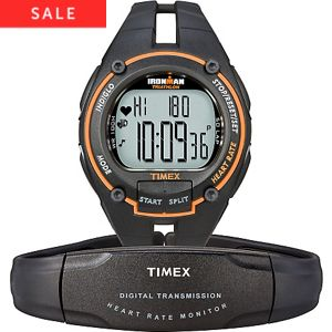 Timex Herrenchronograph Ironman Road Trainer T5K212