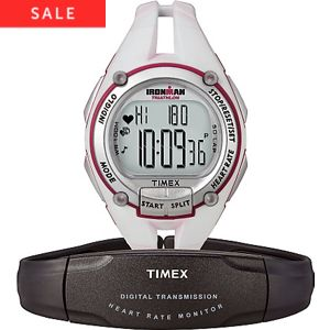 Timex Herrenchronograph Ironman Road Trainer T5K448