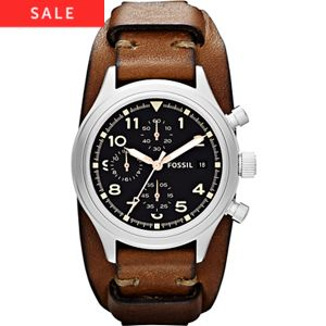 Fossil Herrenchronograph JR1430