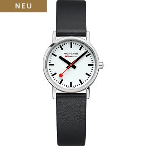 Mondaine Damenuhr New Classic Ladies Polished A658.30323.11SBB