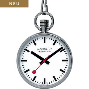 Mondaine Taschenuhr Pocket Watch A660.30316.11SBB