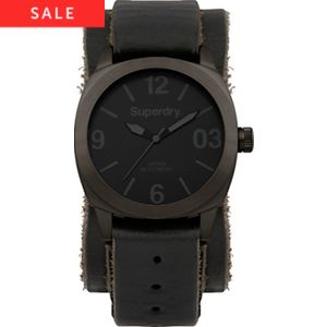 Superdry Herrenuhr Harness SYG101BB