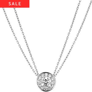 CHRIST Silver Collier 86482053