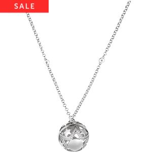 JETTE Silver Collier Magic Star 86795591