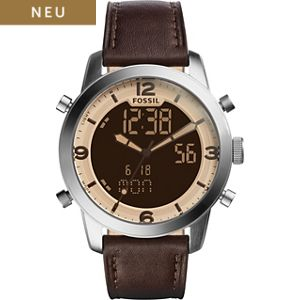 Fossil Herrenchronograph FS5173
