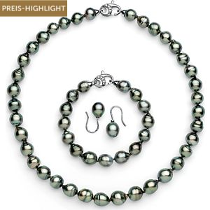 CHRIST Pearls Schmuckset 87005488