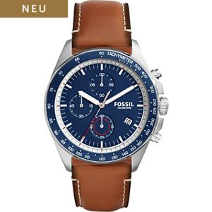 Fossil Herrenchronograph CH3039