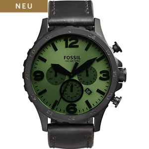 Fossil Herrenchronograph JR1519