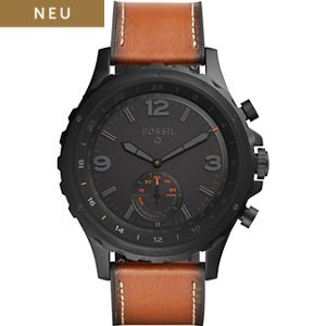 Fossil Q Nate Smartwatch FTW1114