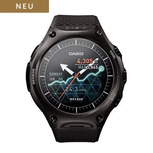 Casio Smartwatch Outdoor Watch WSD-F10BKAAE