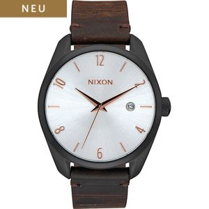 Nixon Damenuhr Bullet Leather A473 2358-00