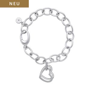 JETTE Silver Armband Moments of Love