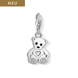 THOMAS SABO Charm Teddy 1119-041-14