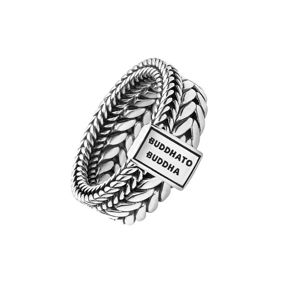 Buddha to Buddha Herrenring Barbara Double 001J026090116 ...