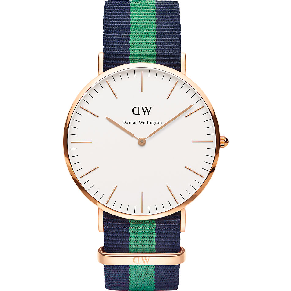 daniel wellington herrenuhr 0105dw bei christ online kaufen. Black Bedroom Furniture Sets. Home Design Ideas
