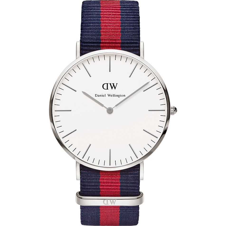 daniel wellington herrenuhr 0201dw bei christ online kaufen. Black Bedroom Furniture Sets. Home Design Ideas