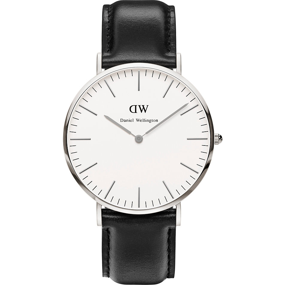 daniel wellington herrenuhr 0206dw bei christ online kaufen. Black Bedroom Furniture Sets. Home Design Ideas