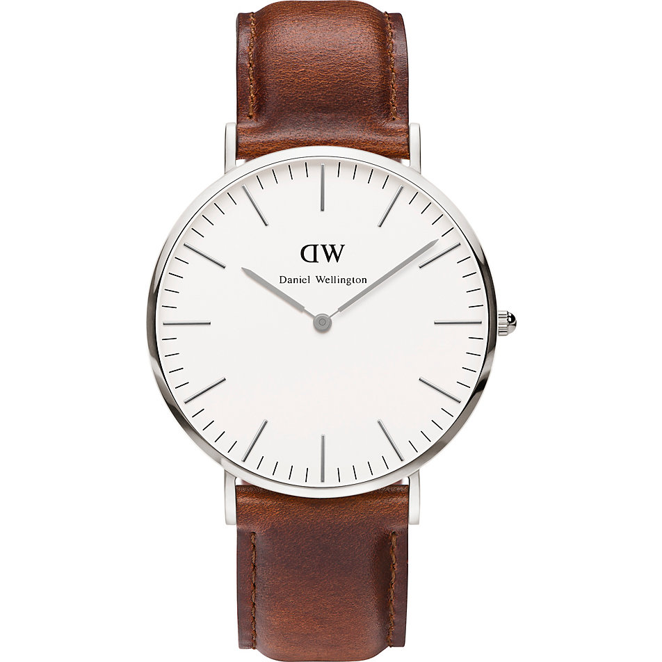 daniel wellington herrenuhr 0207dw bei christ online kaufen. Black Bedroom Furniture Sets. Home Design Ideas