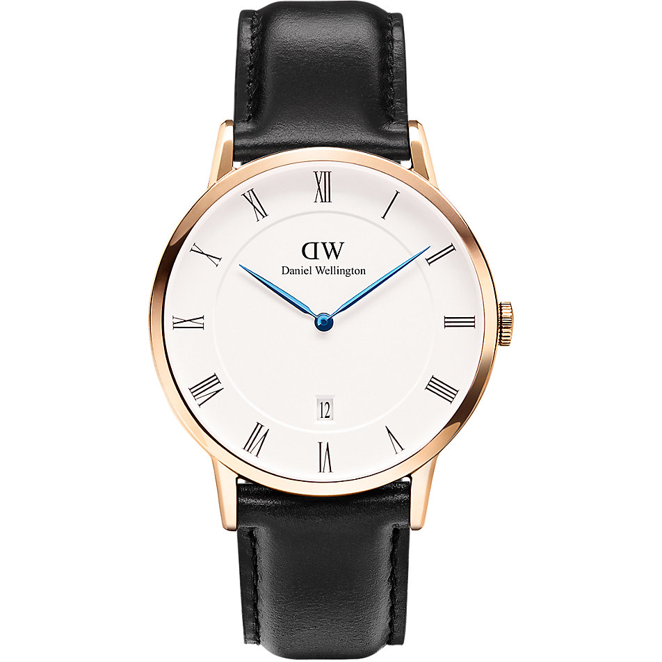 daniel wellington herrenuhr dapper sheffield dw00100084 bei bestellen. Black Bedroom Furniture Sets. Home Design Ideas