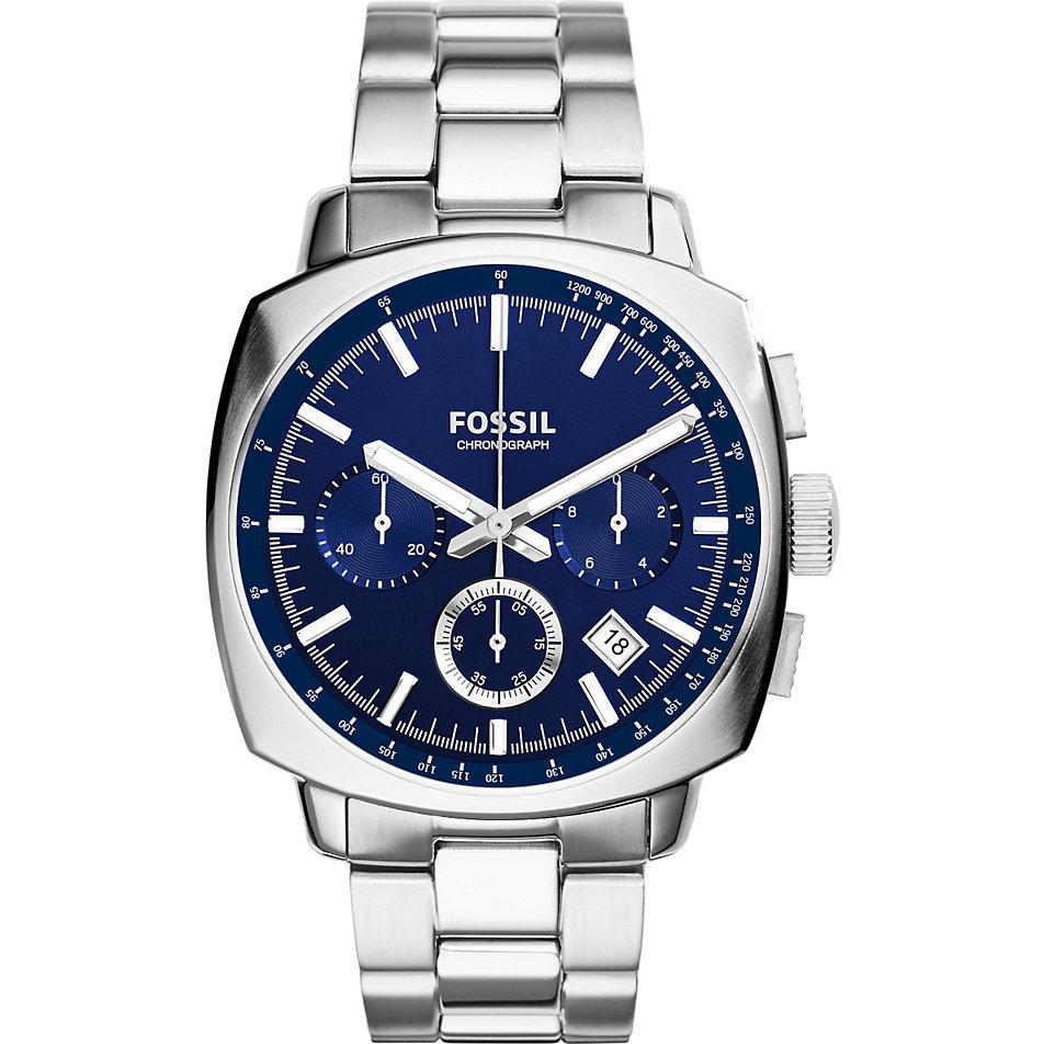 Fossil Uhren Herren Watches Blurwatches Fs4656 Jam Tangan Ch2600 Decker Chronograph Ch2983 Online Bei Christ Kaufen