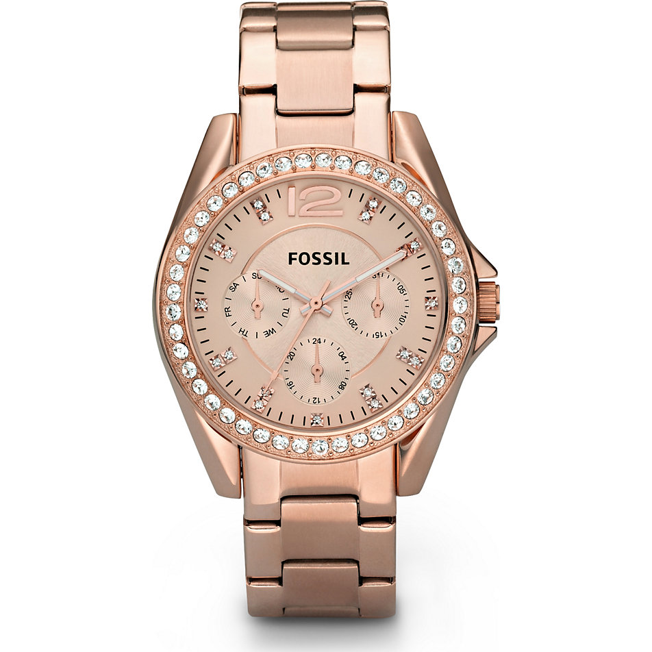 fossil rose gold watches on sale wroc awski informator. Black Bedroom Furniture Sets. Home Design Ideas