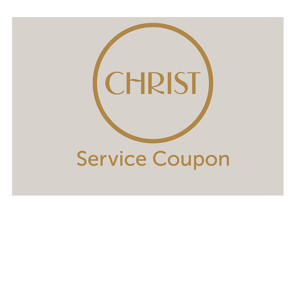 Christ schmuck coupon