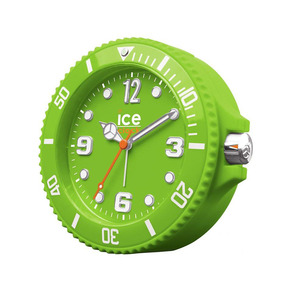 pin ice watch wecker orange iafoe alarm clock bei christde on pinterest. Black Bedroom Furniture Sets. Home Design Ideas