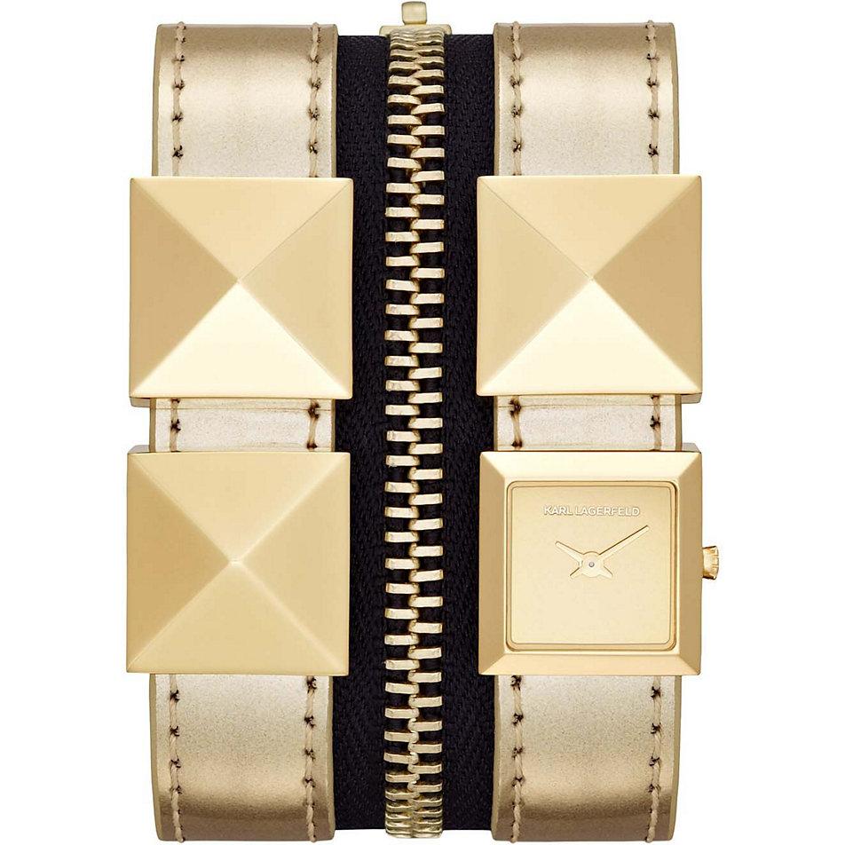 karl lagerfeld damenuhr kl2009 bei bestellen. Black Bedroom Furniture Sets. Home Design Ideas