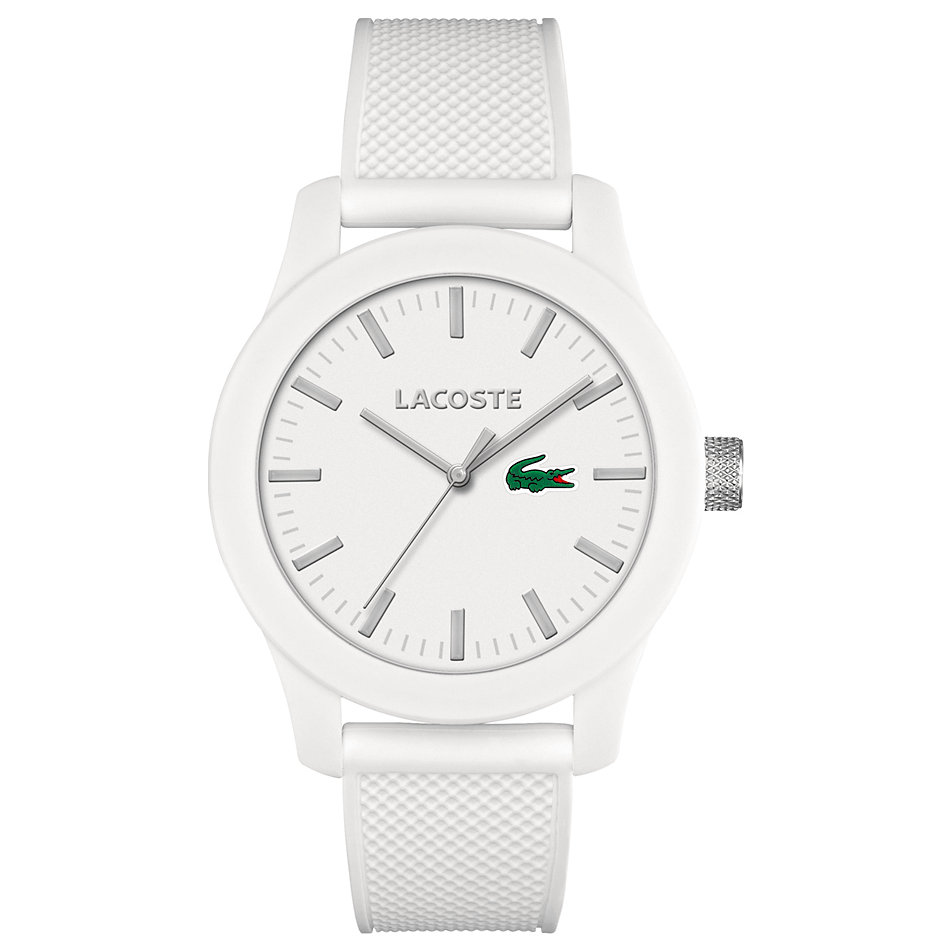 lacoste uhr the lacoste poloshirt in a watch 2010762 bei. Black Bedroom Furniture Sets. Home Design Ideas