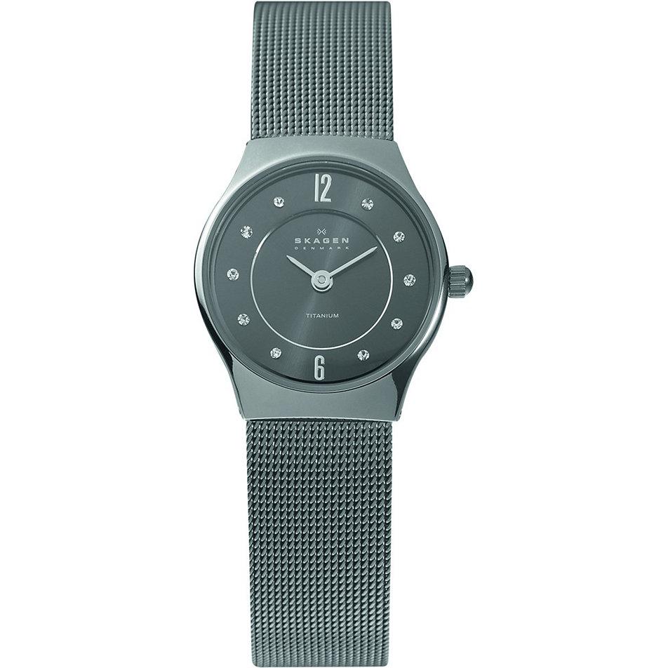 Skagen Uhr Slimline 233XSTTM Bei CHRIST Online Kaufen