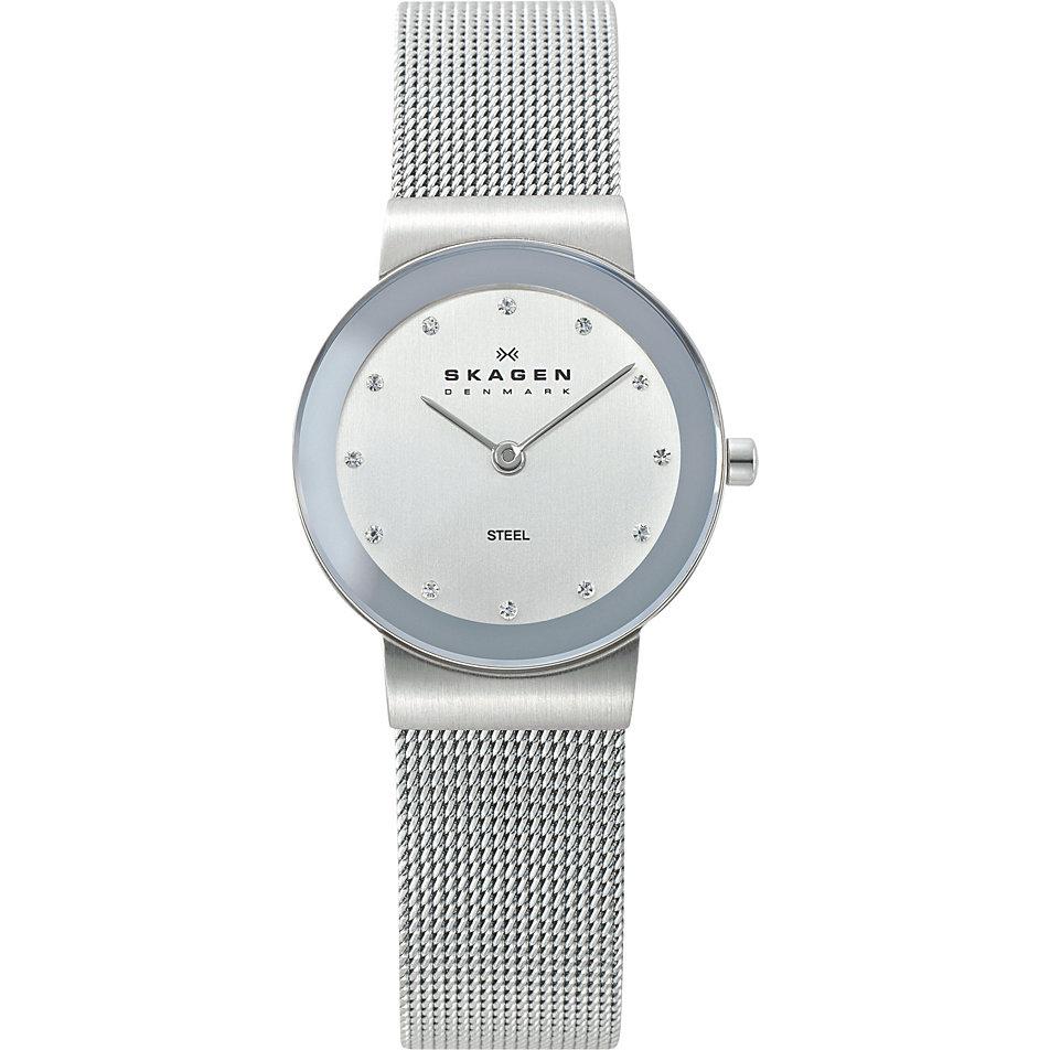 Skagen Uhr Slimline 358SSSD Bei CHRIST Online Kaufen